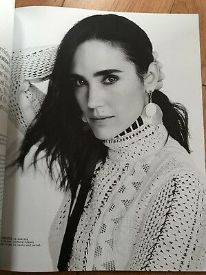 AUTH LV Louis Vuitton The Book 2 03 2015 09 2015 Spring Summer Jennifer Connelly