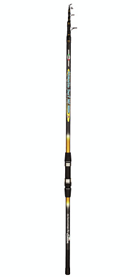 New CARSON ATLANTIC SURF - Quality Carbon Tele Surf Spinning Rod - 4.00m