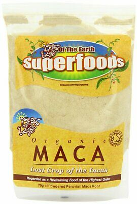 Organic Maca Powder - Small - 70g