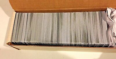 760+ Magic the Gathering BASIC LAND LOT  ALL Black border for Drafts