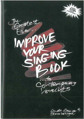 Greatest Ever Improve Your Singing book for Contemporary Vocalists - IYSB - VCE