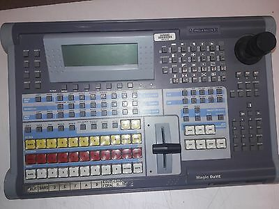 Snell & Wilcox Magic Dave Video Mixer Controller/Switcher 4:2:2  with NO cable