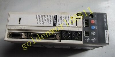 Panasonic servo driver MSDA5A5A1A good in condition for industry use