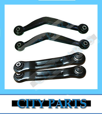 2 Pairs Of Ford Falcon Ba Bf Rear Upper + Lower Control Arm Arms