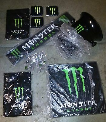New Lot of  Monster Energy Drink Collectors Package Free Shipping