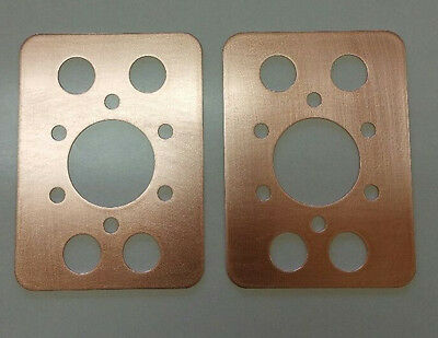Mercury 250 Sno Twister 1976 Copper Head Gasket Set 53.6Mm X 1.06Mm Thick