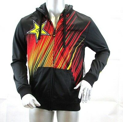 One Industries Rockstar Satelite Hoodie - Black Medium