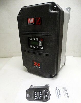 Berges TB Wood's X4K40300C1  X4K-40300C1 3PH 43.0 Amp Umrichter -unused-