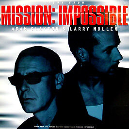 Adam Clayton & Larry Mullen - Theme From Mission Impossible - 1996 #198573