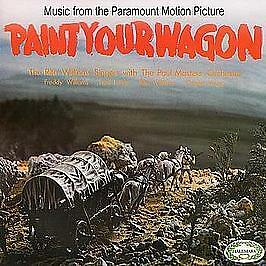 Music From The Paramount Motion Picture Paint Your Wagon - 1970 #742586