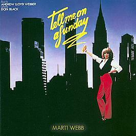 Marti Webb - Tell Me On A Sunday - Polydor - 1980 #745188