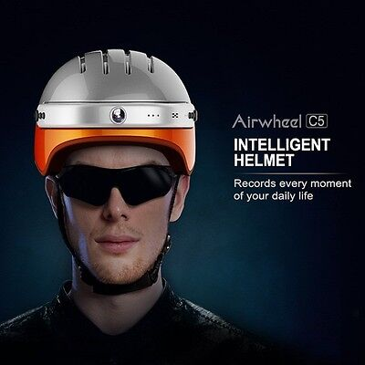 Intelligent C5 camera and bluetooth helmet for Video recording, Taking photos