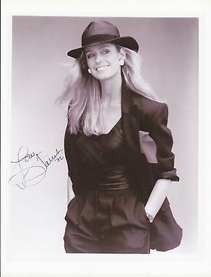 Farrah Fawcett Rare 8X10 Charlies Angels Photo #256 Signed Reprint