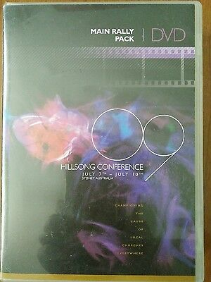 Hillsong Conference 2009 - Main Rally Pack : Groeschel, Osteen, Giglio, Franklin