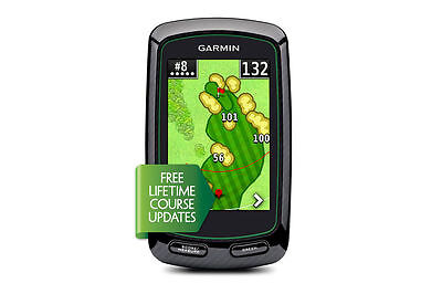 Garmin G6 Approach GPS Fully Loaded With Golf Course Maps in Black/Grey