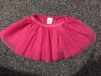 Adorable Baby Girls Pink Tutu - Skirt  6-9 Months Nwot