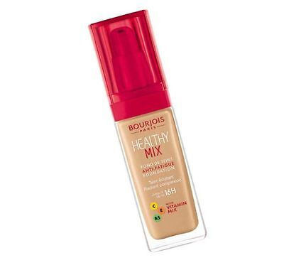 Bourjois Healthy Mix Erleuchtende Grundierung 51 52 53 54 55 Neue Version