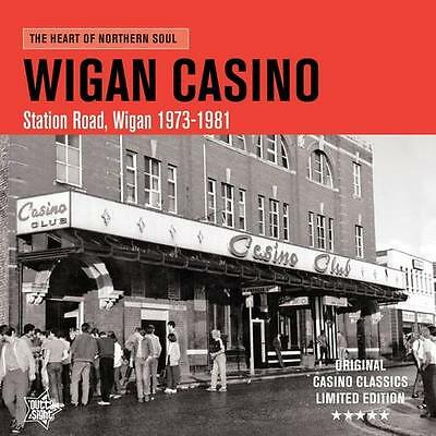 WIGAN CASINO Various Artists NEW & SEALED NORTHERN SOUL LP VINYL (OUTTA SIGHT)