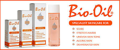 Bio-Oil specialist skincare for scars stretch marks uneven skintone ageing & deh
