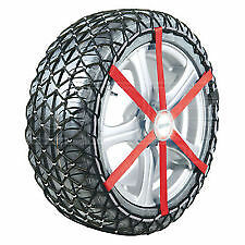 NEW - Michelin Easy Grip Snow Chains L12 7908 fit 205/50/17 225/45/17 235/45/17