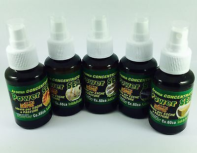 "Sea Fishing Scent By Antiche Pasture ""power Sea""flavoring Concentrated Liquid"