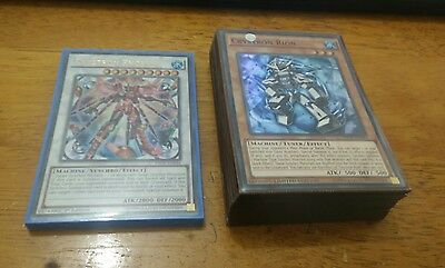 Yu-Gi-Oh! CRYSTRON DECK + Extra Deck *COMPETITIVE*