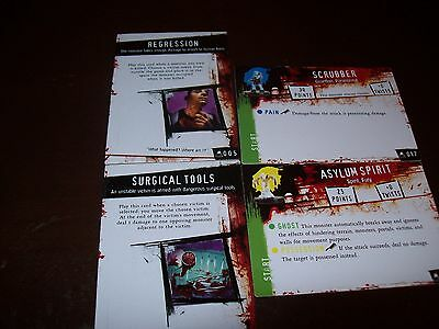 horror clix cards