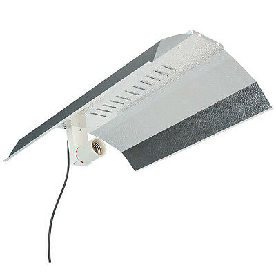 CFL Wing Reflector Shade Grow light Hood E40 fitting