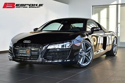 2014 Audi R8 4.2 Loaded With Over $10,000 in Options!