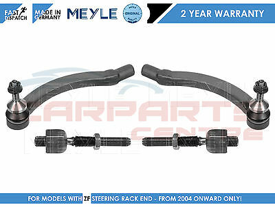 Peugeot 205 Left /& Right Inner /& Outer Tie Rod End steering rack track rod boots