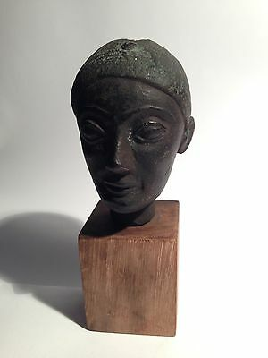 "SALE""Head of a Youth""Archaic Greece Sculpture by Alva-Museum of Fine Arts Boston"
