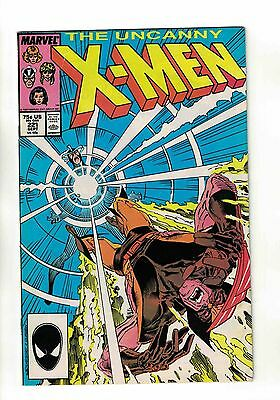 The Uncanny X-Men Vol. 1 - #221 | 1st Appearance of Mr. Sinister | Marvel 1987