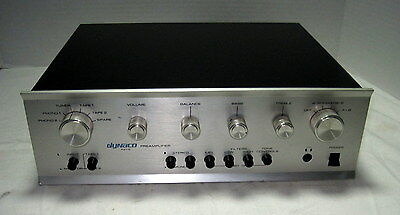 Dynaco PAT-5 Stereo Preamp (Preamplifier)