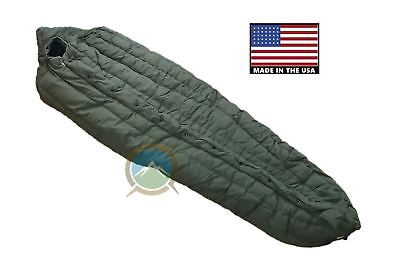 Us Army Military Extreme Cold Weather Sleeping Bag Ecw