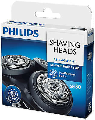 Philips SH50 Shaving Heads - Replaces HQ8