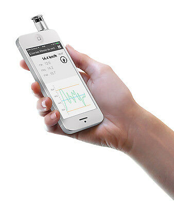 Skywatch Windoo 1 - Smartphone Wind Meter/Anemometer for iPhone and Android NEW!