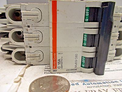 Merlin Gerin Multi9C60 Circuit Breaker