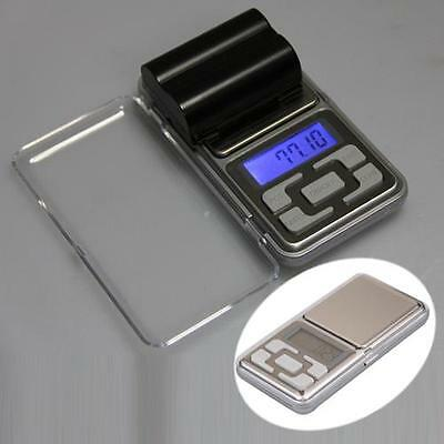Pocket Digital Jewelry Scales Weight 200g x 0.01g Balance Electronic Gram