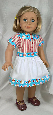 Fits 18 inch American girl doll clothes Kit/Ruthie