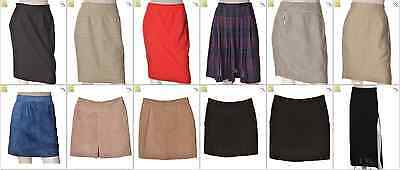 JOB LOT OF 14 VINTAGE SKIRTS - Mix of Era's, styles and sizes (21171)*