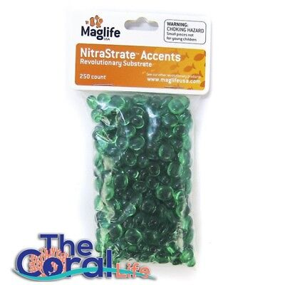 Maglife Usa Nitrastrate Accents 250 Count - Green Substrate