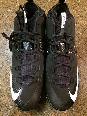 Kyle Schwarber MLB Authenticated Cleats - Game Used/Worn - Chicago Cubs 2016