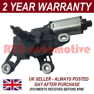 12V Window Windscreen Wiper Motor Rear Back For Skoda Octavia 1996-2009