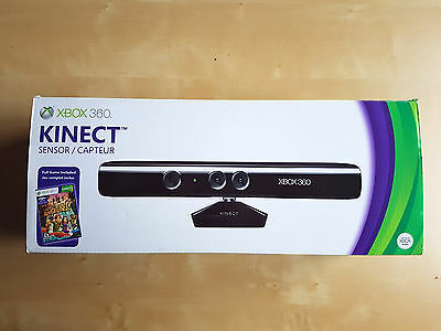 Xbox 360 Kinect New In Box  **No Game***