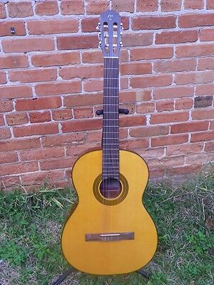 Takamine GC1 Acoustic Ac Classical Nylon String Guitar #4199