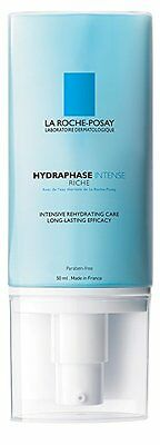 La Roche Posay Hydraphase Dry Skin Moisturizer For Sensitive Skin 1.69 FL.OZ