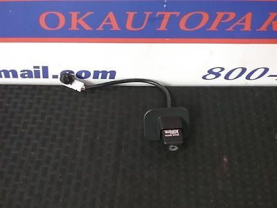 09 Nissan Maxima Trunk Deck Lid Mounted Rear View Camera 284429N00A