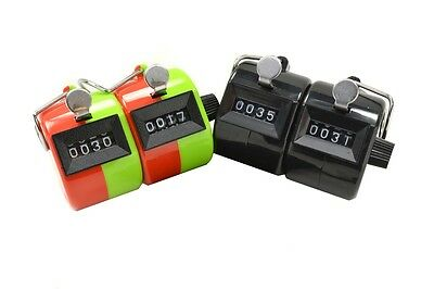 Hand Held Attendance / Pitch Counter
