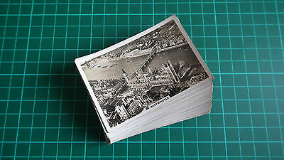 Senior Service Cigarette Cards: Britain From The Air - Complete Set / VGC