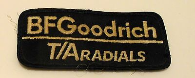 "B.F. Goodrich Tires Patch Embroidered  4-1/2"" inches Vintage"